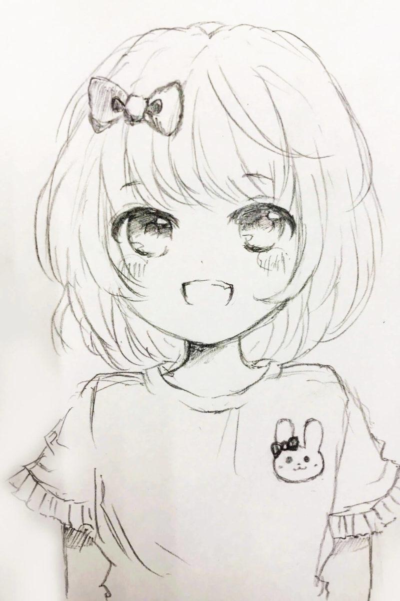イラスト 可愛い 女の子