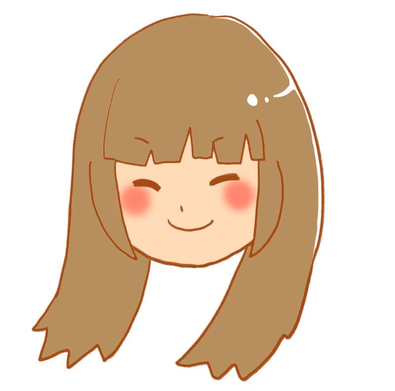 meiの顔